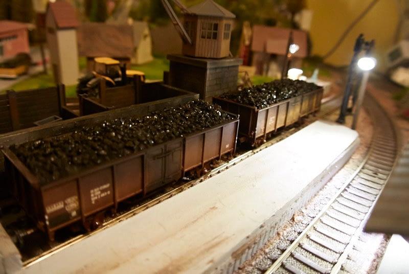 Izdelava tovora za tovorne vagone