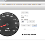 Desktop station web